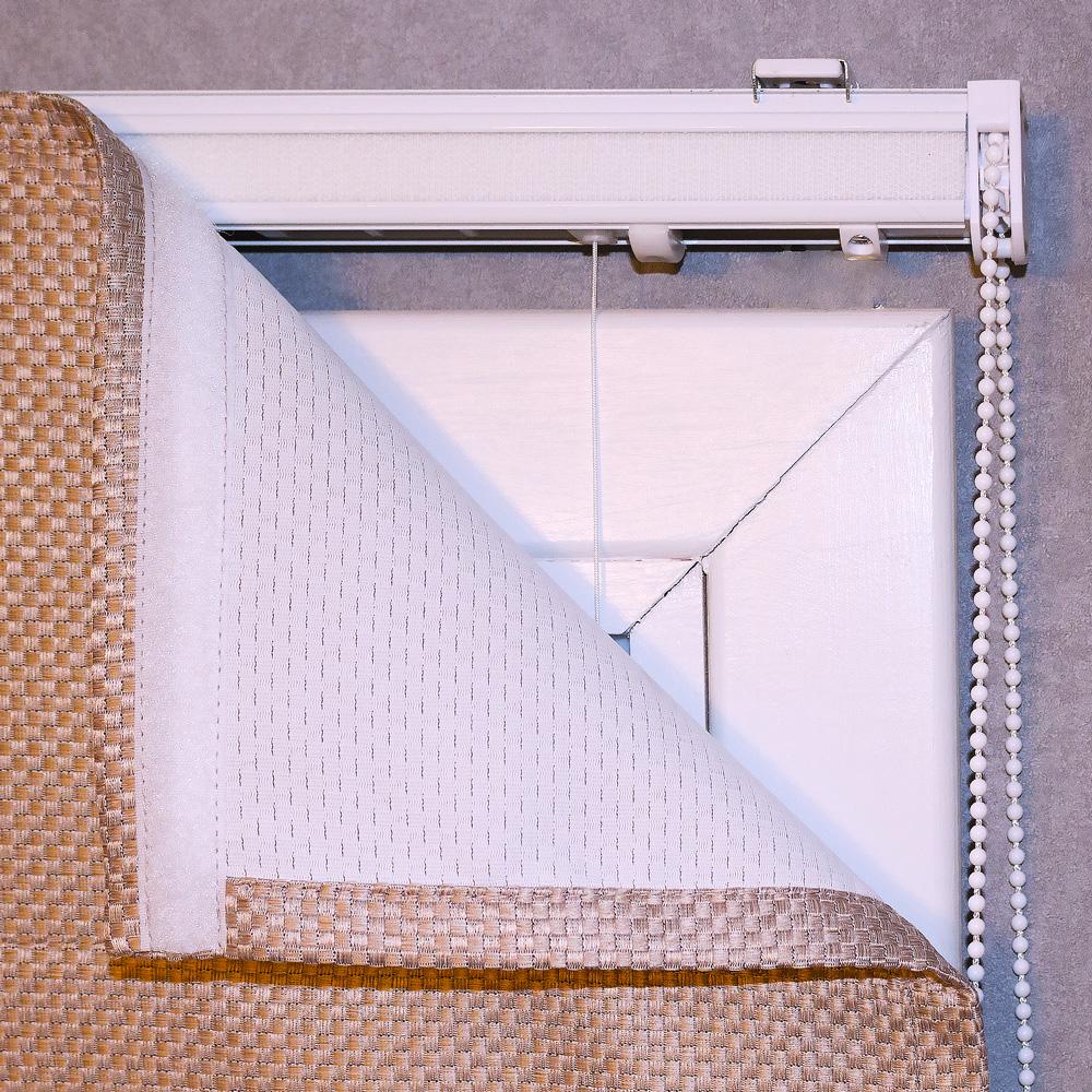 Карниз для римской шторы