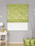 Римская штора с цветочным рисунком Celine 50