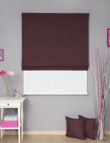 Римская штора с декоративными подушками Diana M20