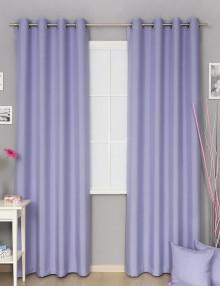 Римская штора на люверсах Diana M41 лавандового цвета
