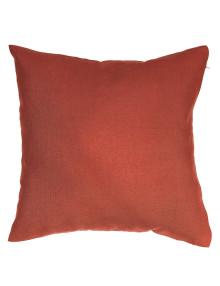 Декоративная подушка терракотового цвета Diana M56