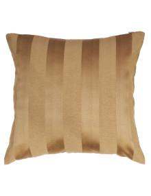 Квадратная подушка в полоску Lily 70