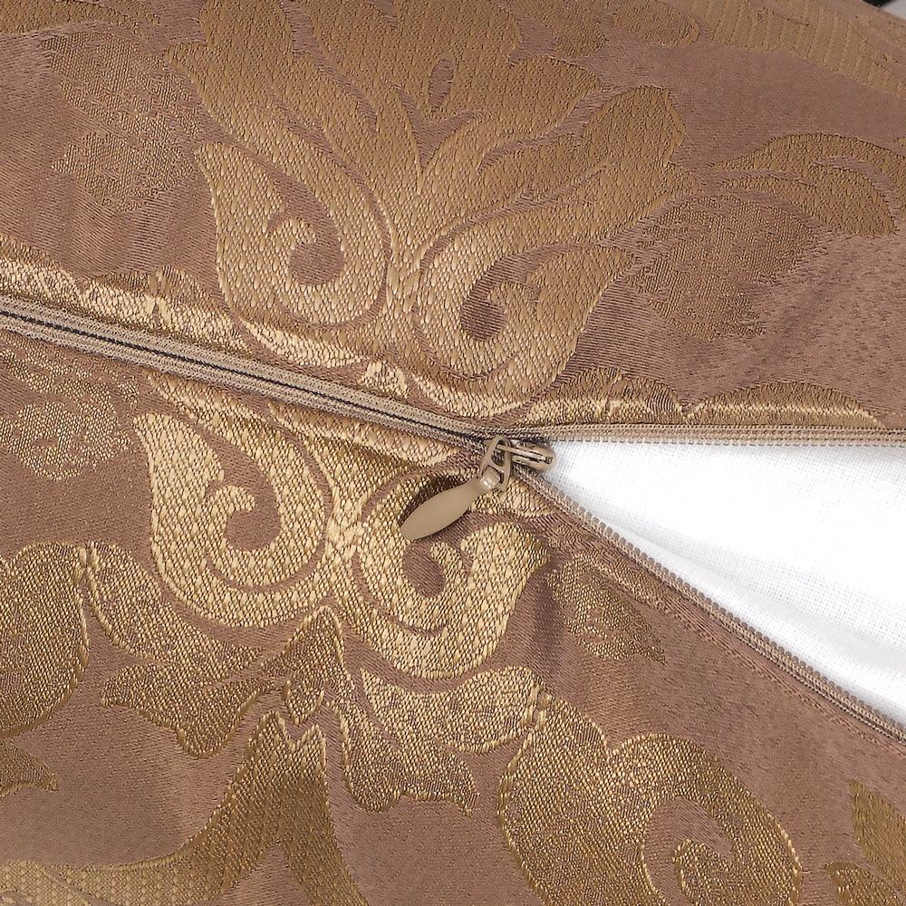 Подушка с наволочкой на молнии Brenda 16