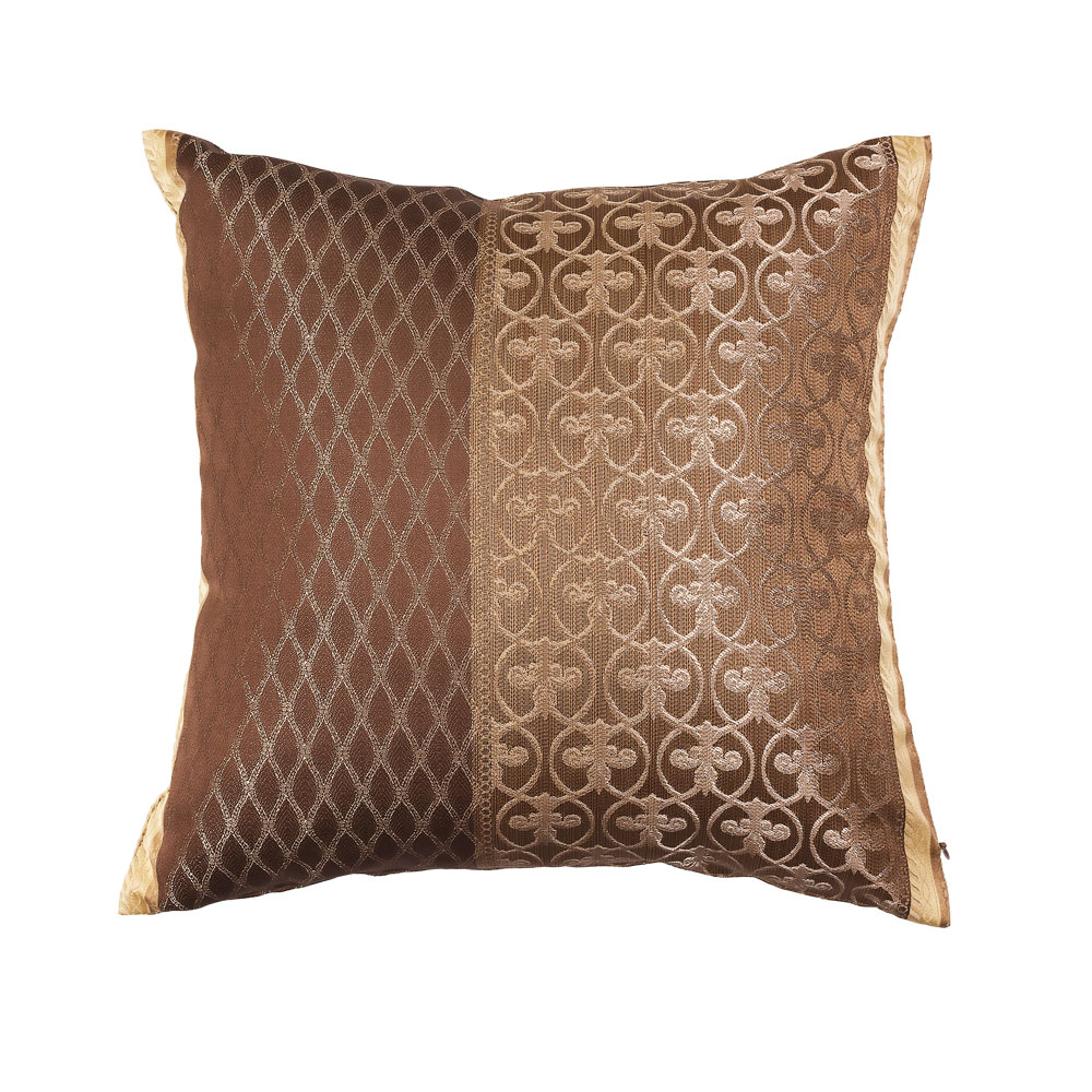 Декоративная подушка с съёмной наволочкой