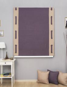 Римская штора с кантом и люверсами Diana M46 в интернет магазине