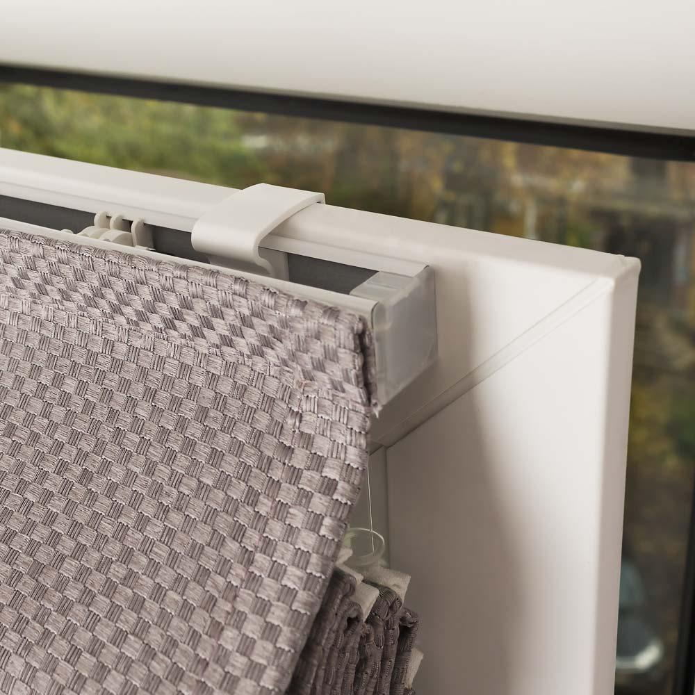 Монтаж шторы за 5 минут без сверления