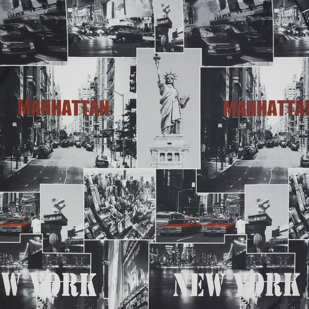 Шторы с уникальным стилем и видами New York