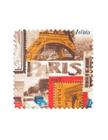Тематические шторы 3D Paris Париж