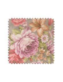 Ткань с цветочным рисунком для штор