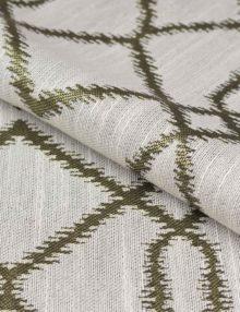 Ткань с геометрическим рисунком для римских штор