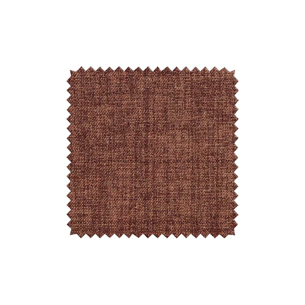 Образец ткани Bella 44 шоколадного цвета