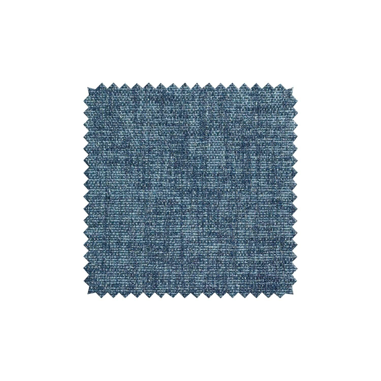 Ткань Блэкаут для римских штор синего цвета