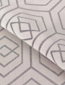 Ткань Constance для штор с геометрическим рисунком