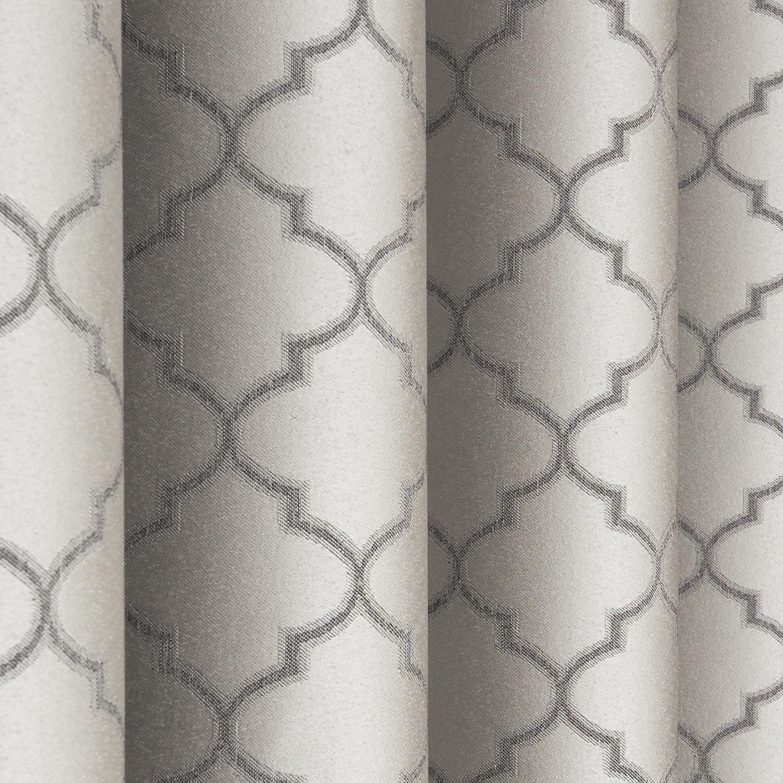 Шторы из ткани Adele 21 с орнаментом
