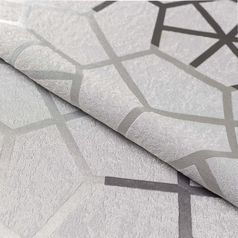 Ткань Jaklin серого цвета