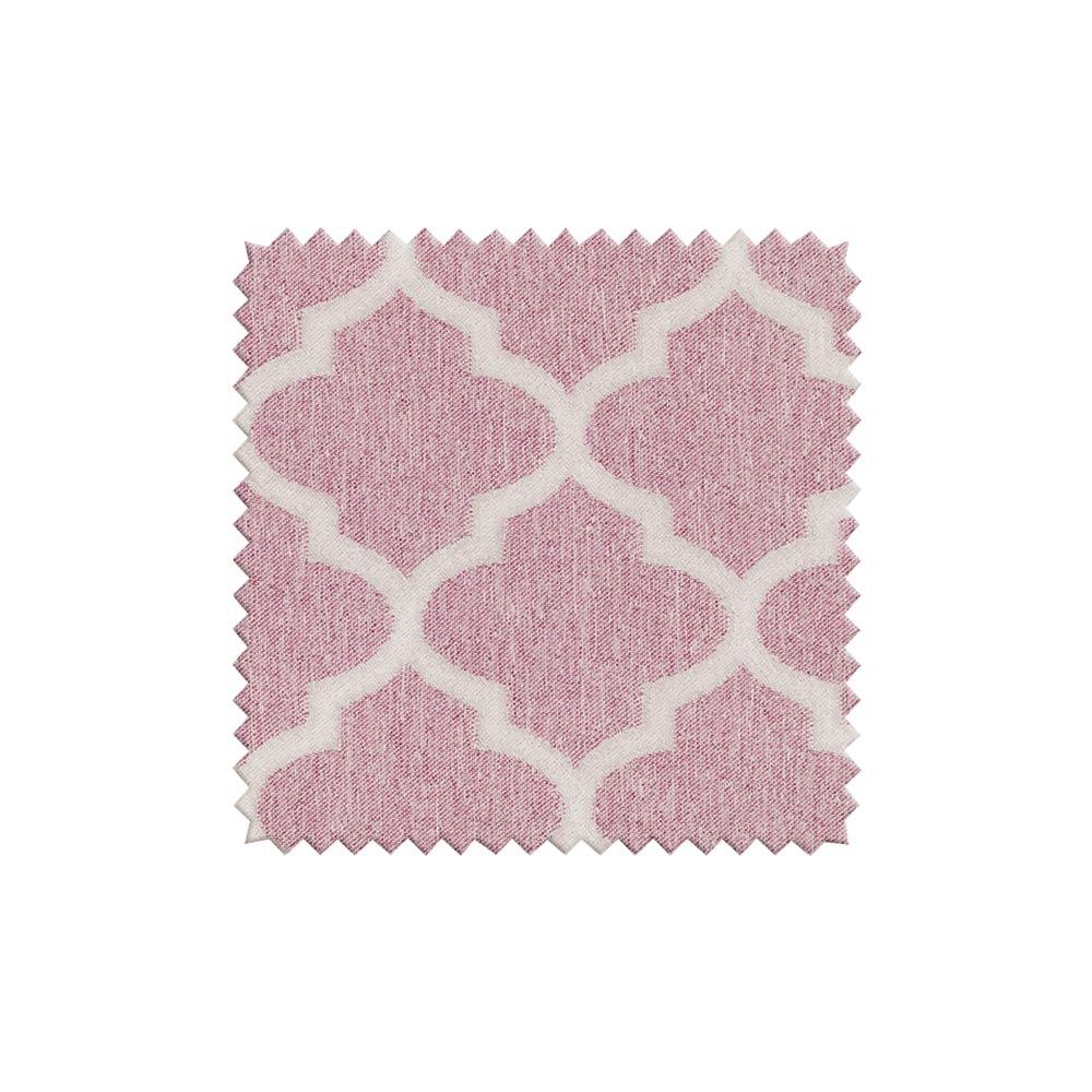 Ткань для штор розового цвета