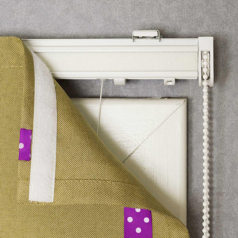 Подъемный механизм для римской шторы