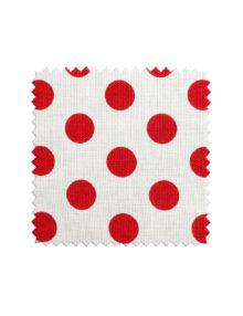 Хлопковая ткань для штор Katrin 5 в горошек