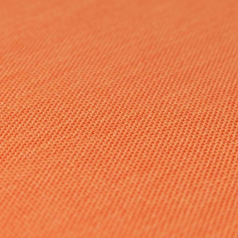 Ткань для штор оранжевого цвета