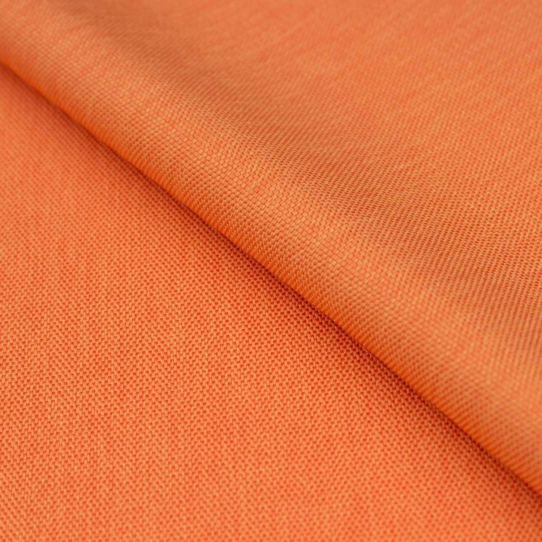 Ткань Diana штор оранжевого цвета