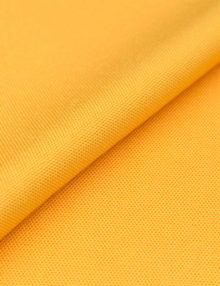 Ткань желтого цвета для штор рогожка