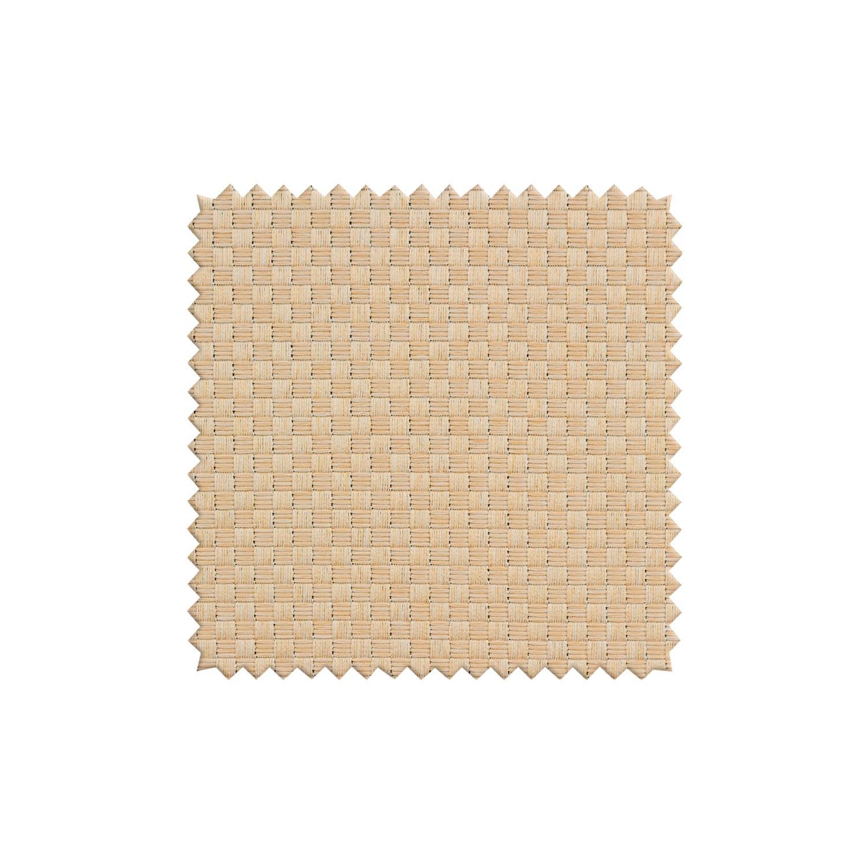 Ткань для штор с крупным плетением песочного цвета