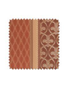 Ткань для римских штор с классическим рисунком
