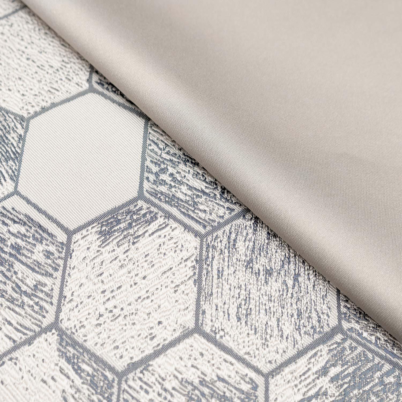 Ткань с геометрическим рисунком для штор